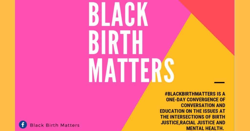 black birth matters 2018