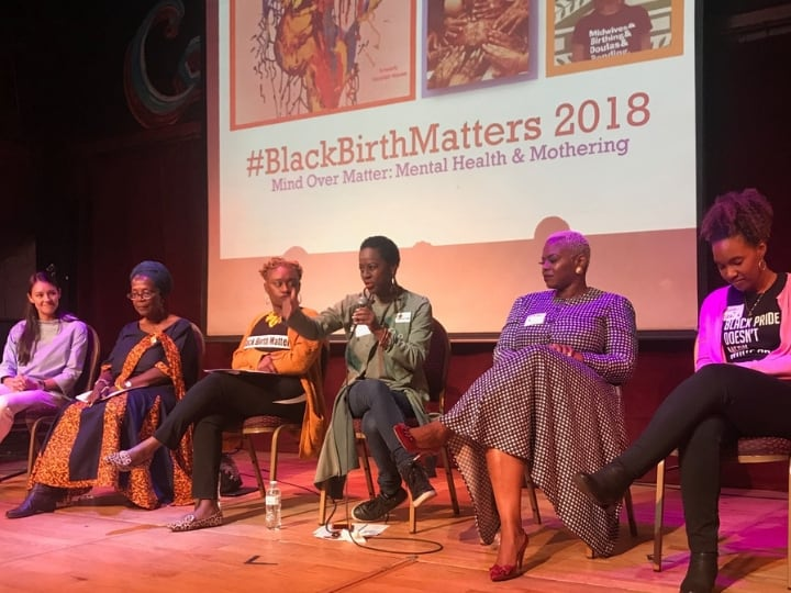 black birth matters panel